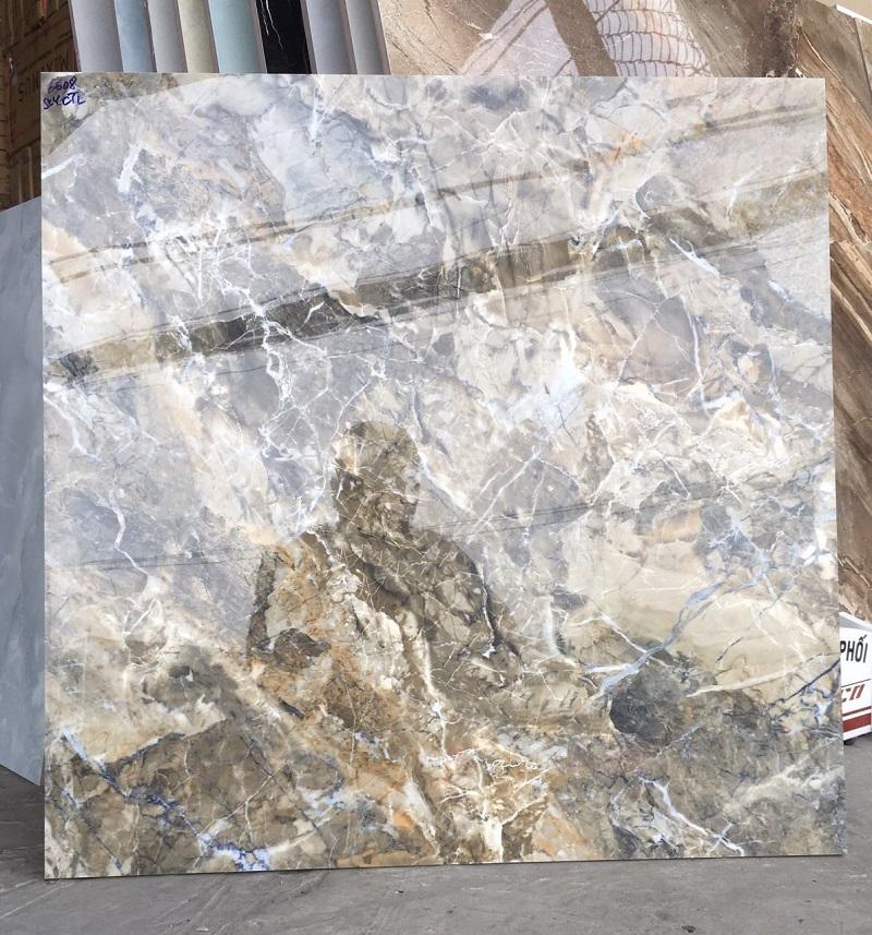 gạch bóng kiếng 60x60 vân đá