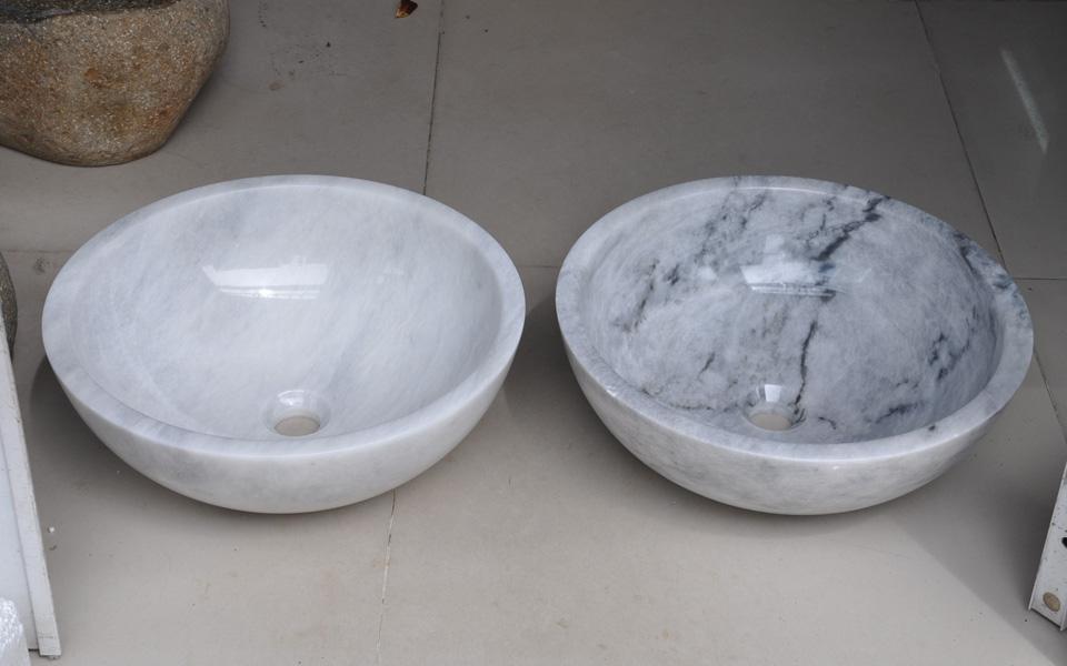 lavabo bằng đá tự nhiên