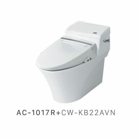 Bồn cầu Inax AC-1017R+CW-KB22AVN