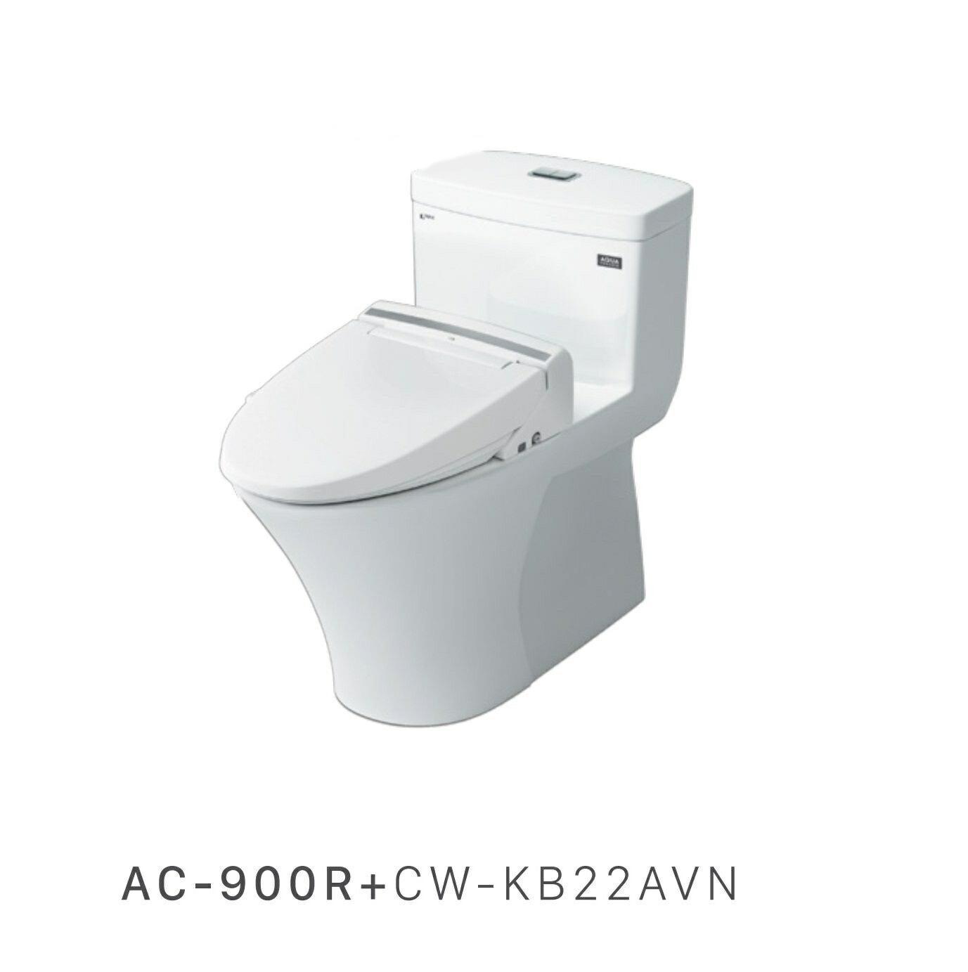 Bồn cầu Inax AC-900R+CW-KB22AVN