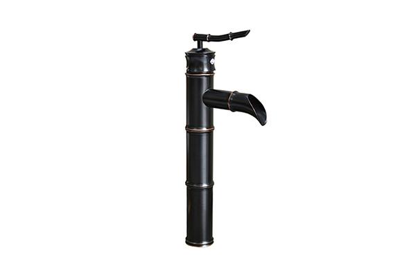 Vòi nước hình ống tre GCA02B
