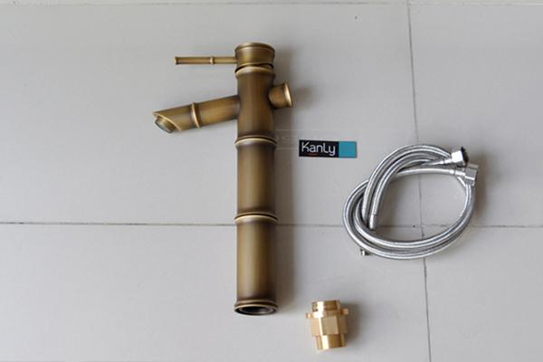 Vòi nước bằng đồng GCA02