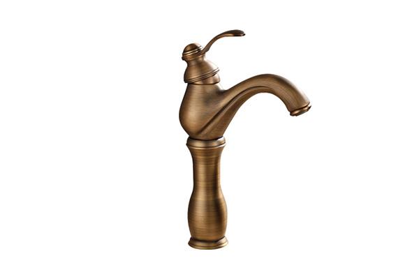 Vòi nước bằng đồng GCA09