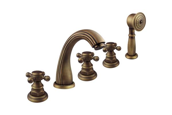 Vòi xả bồn tắm 5 lỗ GCB04