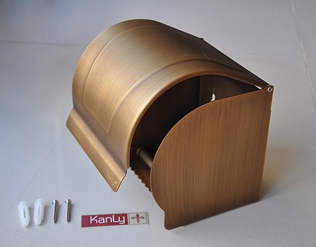 Hộp giấy vệ sinh treo tường GCK10