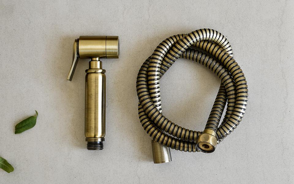 Vòi xịt toilet bằng đồng GCK22N