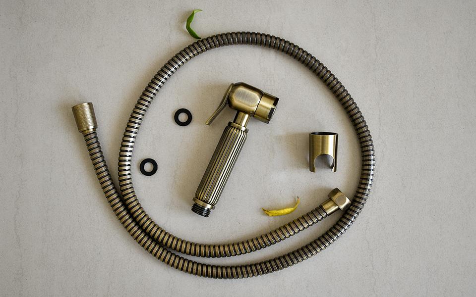 Vòi xịt rửa cổ điển GCK22