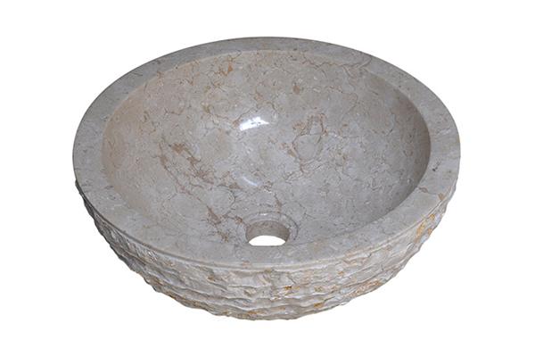 Lavabo đá tự nhiên MAR11Bi