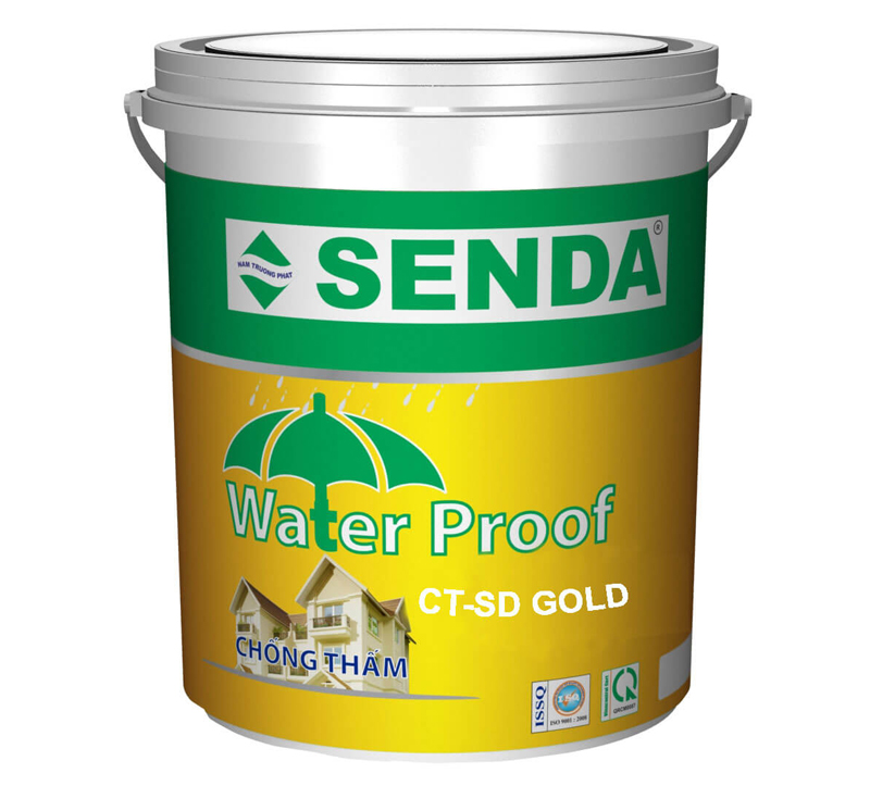 chong tham water proof senda