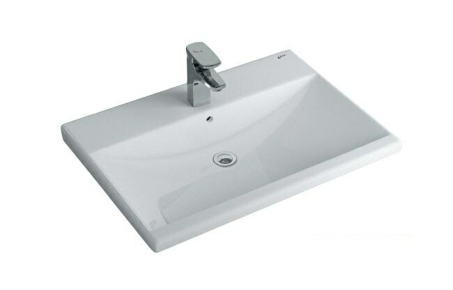 Chậu rửa mặt Inax L-2397V(EC/FC)