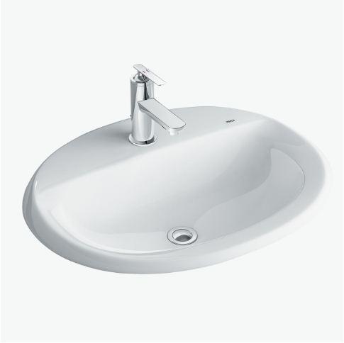 Chậu rửa mặt Inax L-2395V (EC/FC)