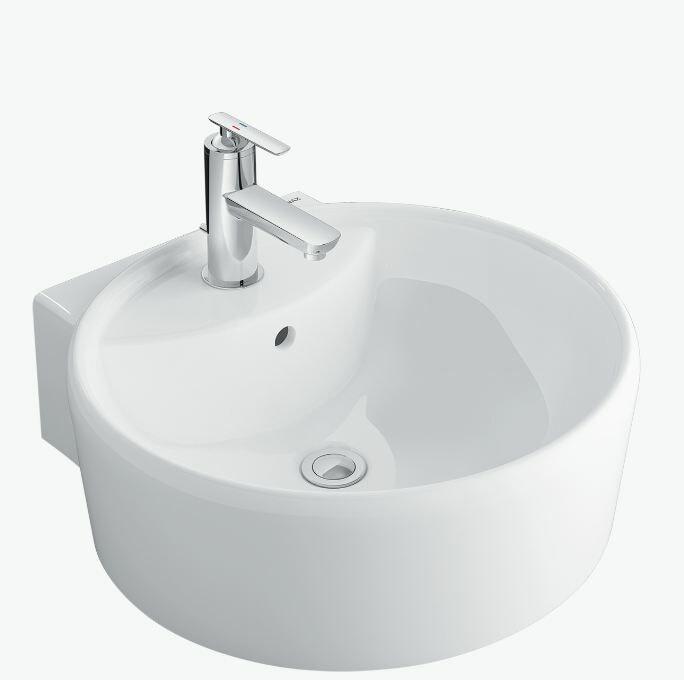 Chậu rửa mặt Inax AL-292V (EC/FC)