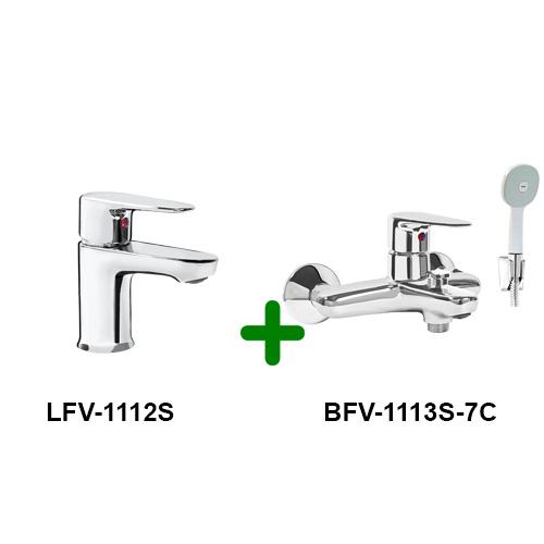 Combo Inax LFV-1112S + BFV-1113S-7C