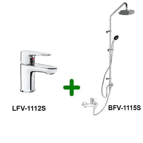 Combo Inax LFV-1112S+BFV-1115S