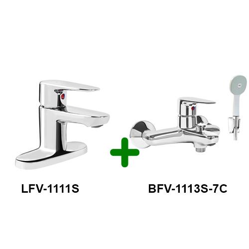 Combo Inax LFV-1111S + BFV-1113S-7C